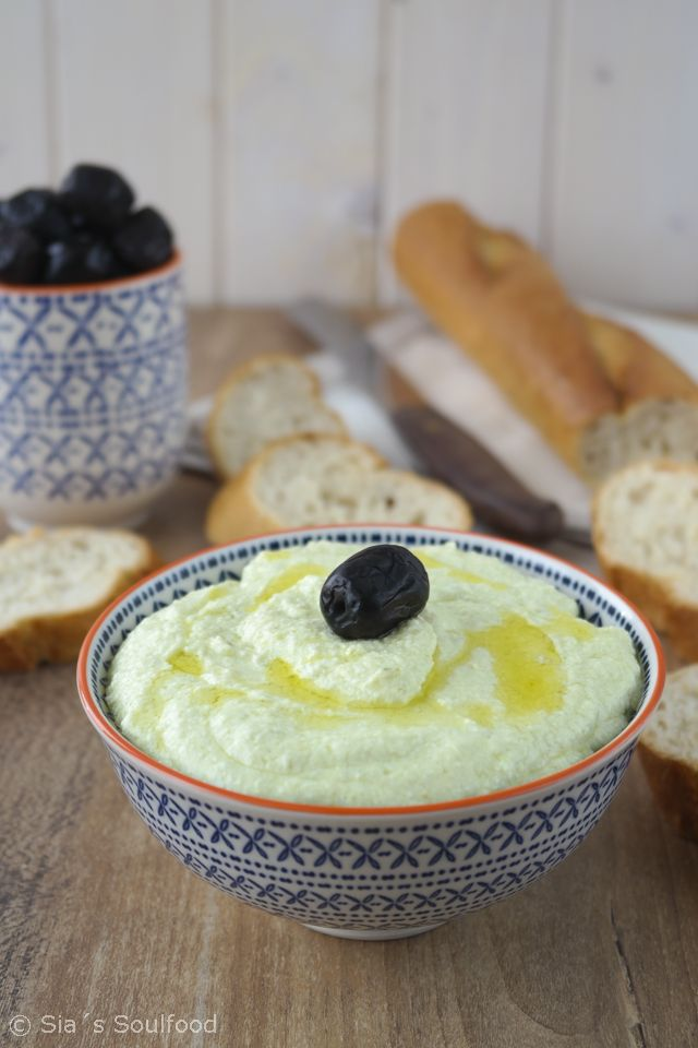 Scharfe Feta-Creme {Tirokafteri} I Spicy feta cream I Sia´s Soulfood