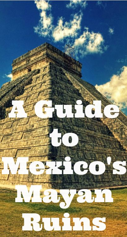 A visit to one of Mexico's ancient sites is a nice complement to a relaxing beach vacation. There are several well-preserved sites and this guide to the Riviera Maya ruins should help you decide which site fits in best to your vacation itinerary.