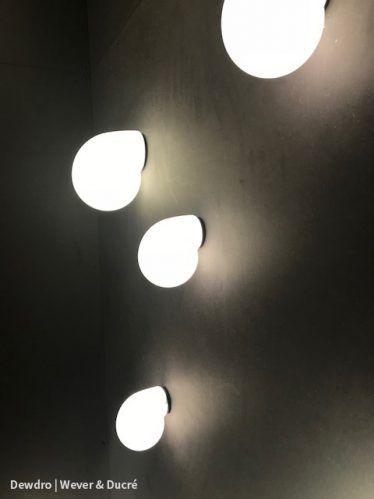 #dewdro #weverducre #wandlamp #design #lamp #ligthandbuilding2018 #LED #interiordesign