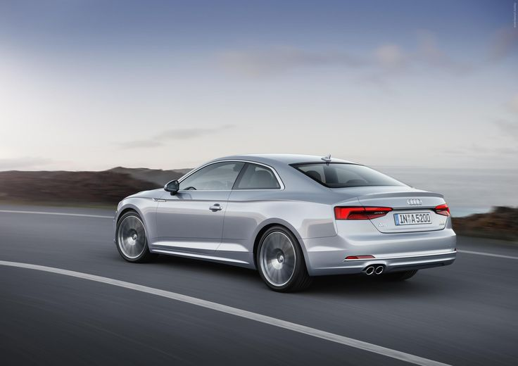 2017 Audi A5 Coupe #Audi_A5 #Audi #German_brands #2017MY #Segment_S #Paris_2016