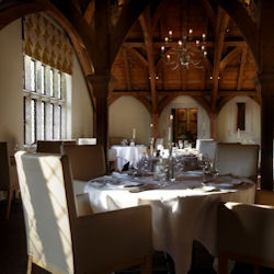 DESIGNRESTAURANTS The Oak Room at Great Fosters Hotel, Virginia Water, Surrey | Club offers available
