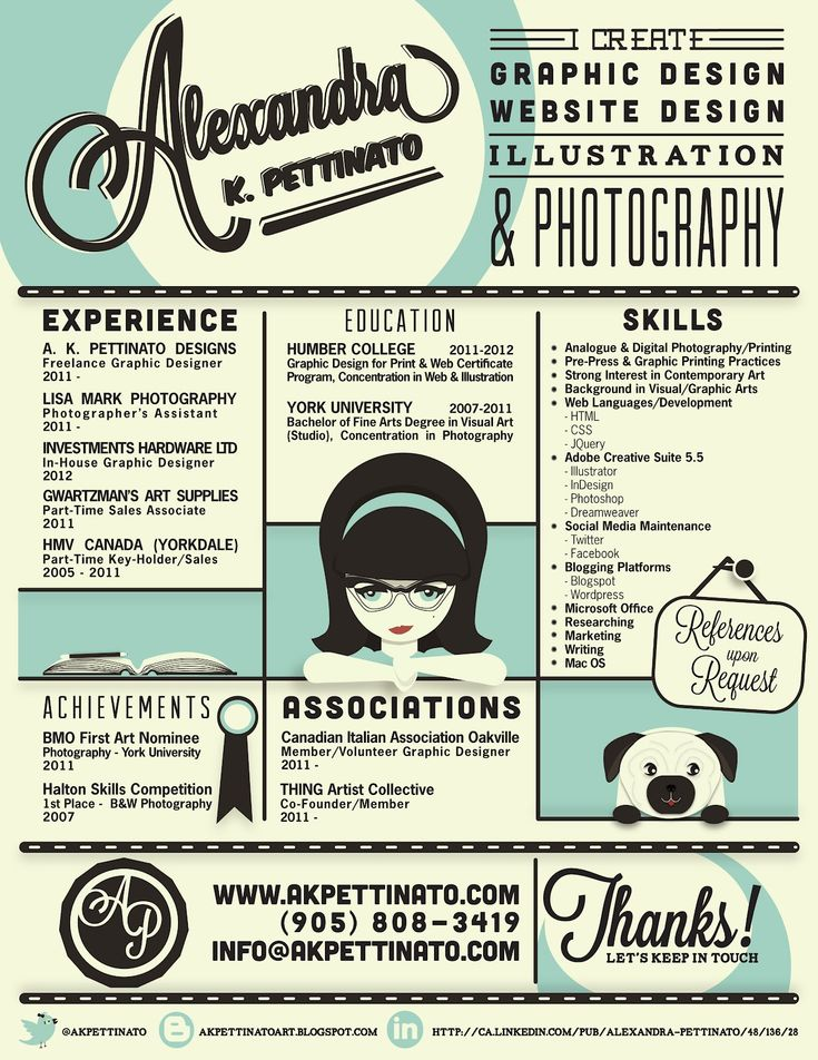 Resume Infographic U0026 Advice A Strong Brand. This Style Is Not For Everyone,  But Remember If You Are Seeking . Image Description A Strong Brand.