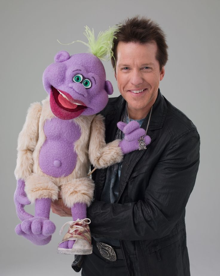 Jeff Dunham and Peanut #JeffDunham #PacificColiseum #Vancouver #AskaTicket