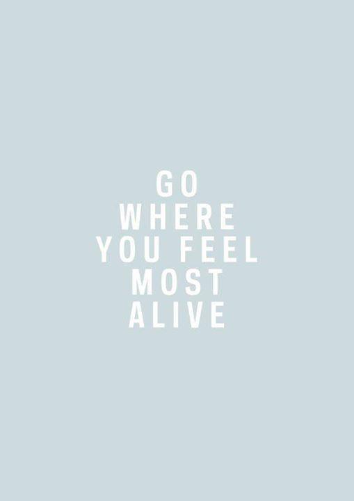 #StayPostive Breathe & Be Happy.