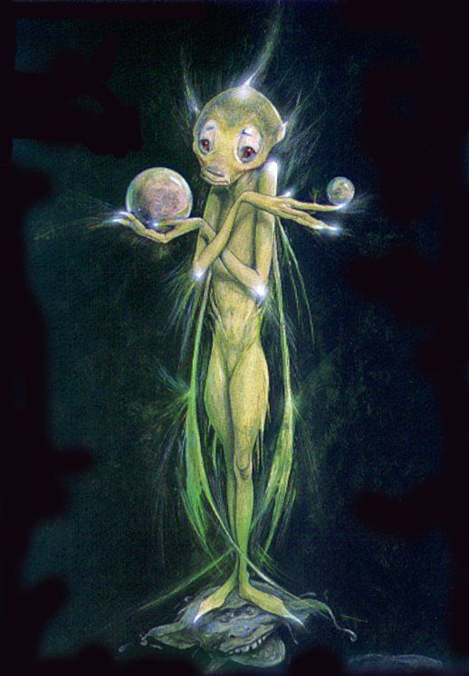 Indie The Indecision Faerie by Brian Froud. My ABSOLUTE favorite!!!!!!!!!!!!!!!!!!!!!!!!!!!!!!!! :)