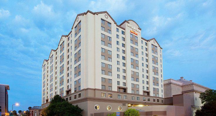 Hotels Downtown San Antonio | Residence Inn Alamo Hotel