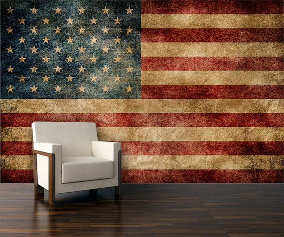 Vintage American Flag Wall Art top 25+ best vintage american flags ideas on pinterest | american