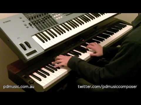Toybox (Original Solo Piano Composition) by Paul Doolan, Music Composer, performed on Yamaha P-155