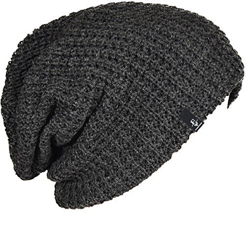 15 FORBUSITE Mens Slouchy Long Oversized Beanie Knit Cap For ... c6dd80d6208