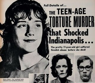 Sylvia Likens was a girl of 16 who was tortured and killed by Gertrude Baniszewski. Her sons and two boys from the neighborhood helped her with the torture.
