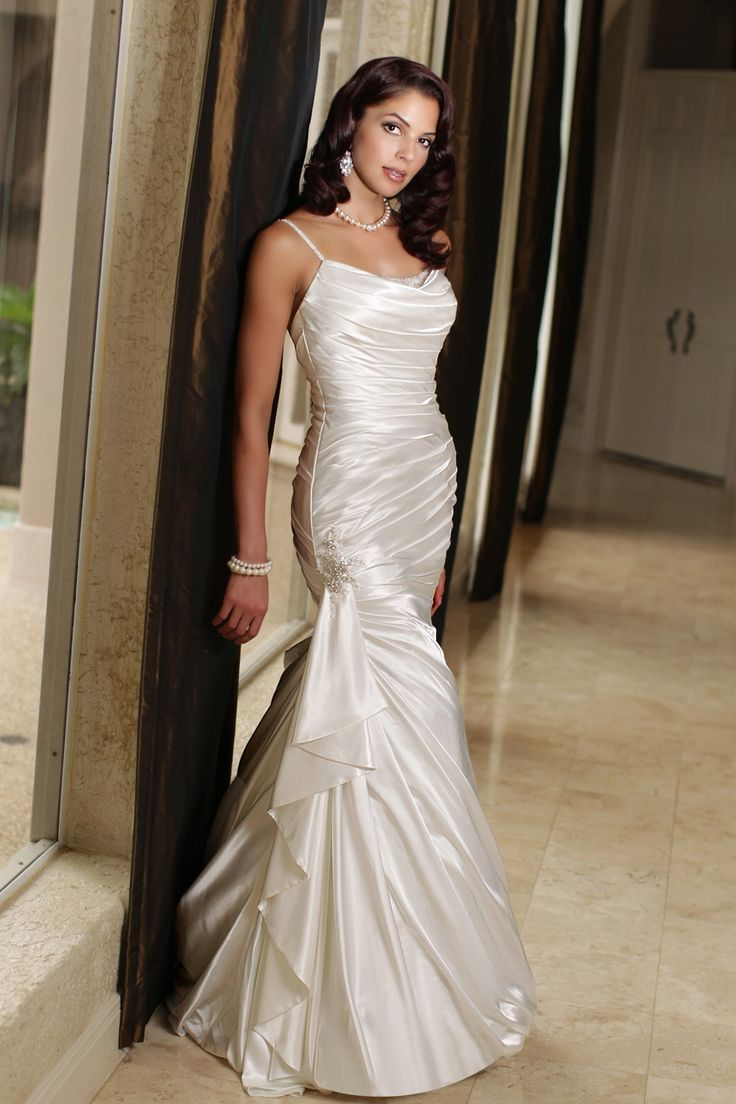 Old Hollywood Glamour Wedding Dressi Think I Found Just What