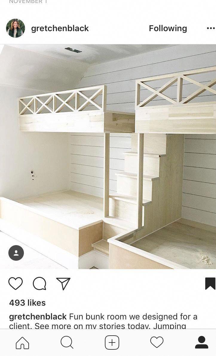 Homemade loft bed ideas  One room guest house ideas udbunkbedsdiyud  Bunk Beds DIY