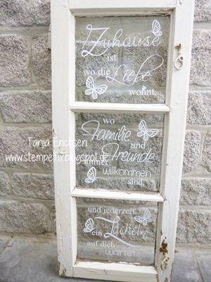 Die besten 25 alte fensterrahmen ideen auf pinterest alte fenster ideen altes - Sprossenfenster alt ...