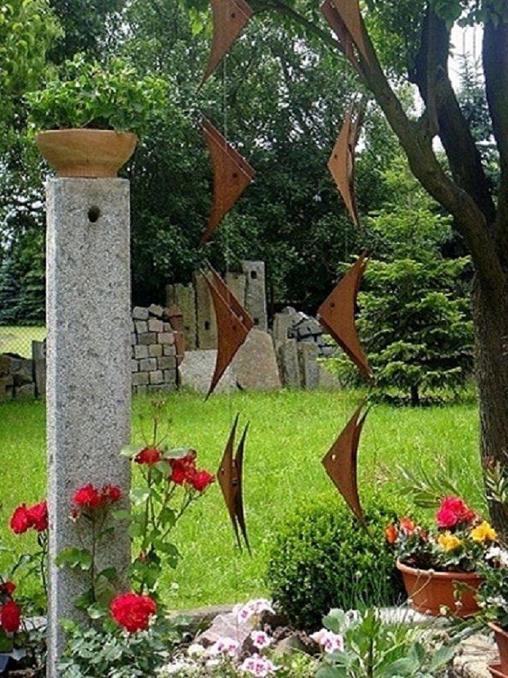Nauhuri.com | Gartendeko Edelstahl Windspiel ~ Neuesten Design ...