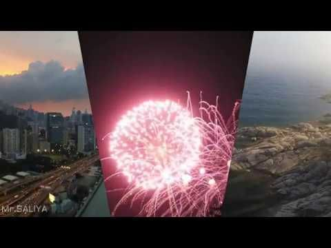 Drone Shot...Songs By Tobu - Candyland [NCS Release] Mr.Saliya