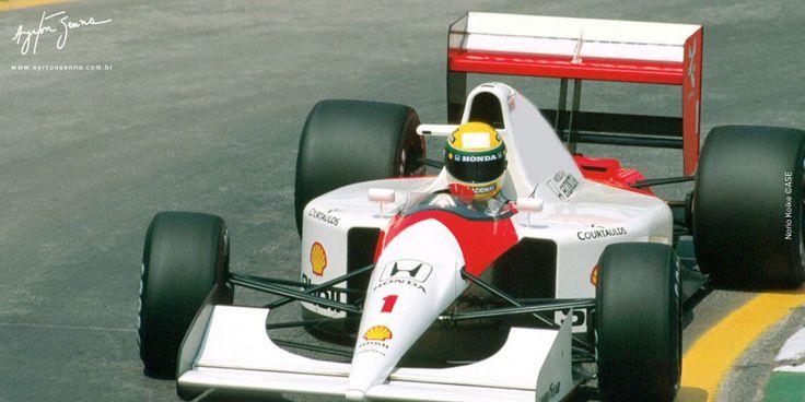 Ayrton Senna-1992-?