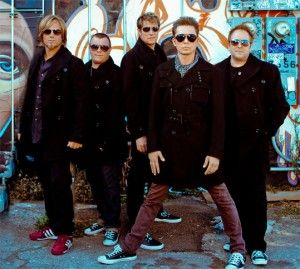 Oleander is a post-grunge band from Sacramento, California, USA.