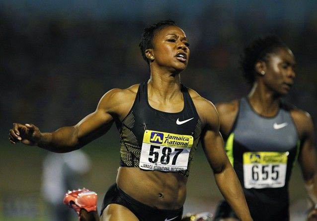 17 Best images about - Carmelita Jeter - on Pinterest ...