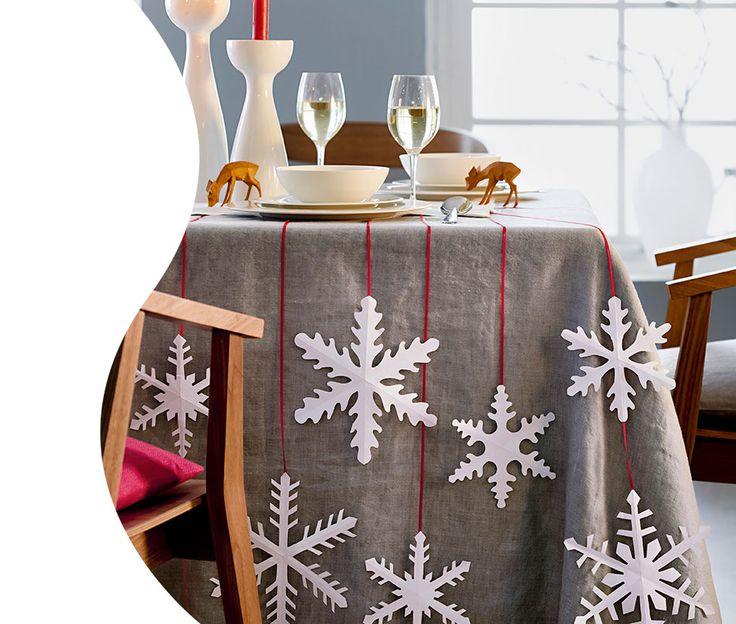 38 besten Tischdeko Bilder auf Pinterest Weihnachtsdekoration - menz holz katalog