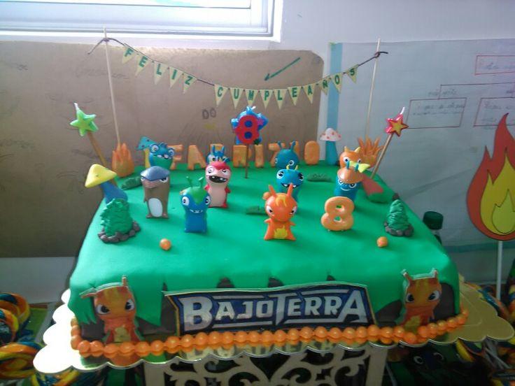 Torta Bajoterra