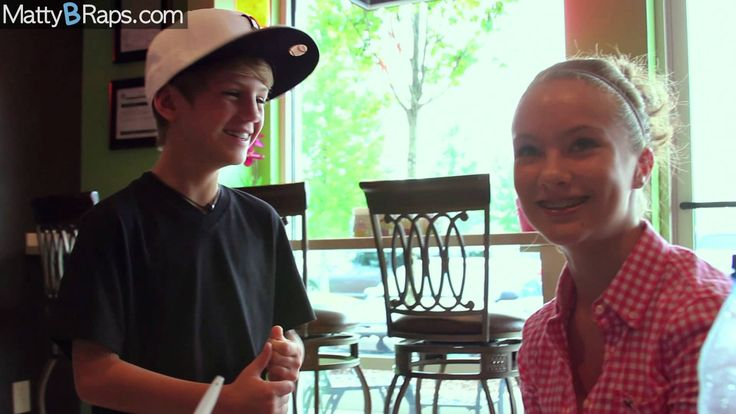 Carly B Rapper: MattyB Surprises Carly!