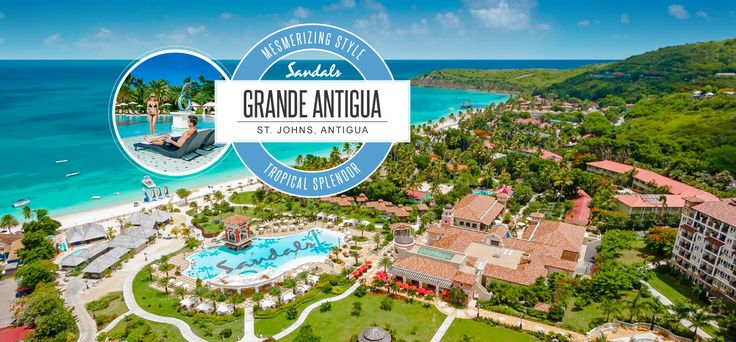 Sandals' All Inclusive Caribbean Vacation Packages And