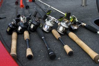 """I have guys ask me all the time how many rods and reels do I have. The short answer is too many. There is probably an """"anglers anonymous"""" group somewhere for guys like me. I want to try the newest bass fishing toys. Even before I had to try these toys and report on them ..."""