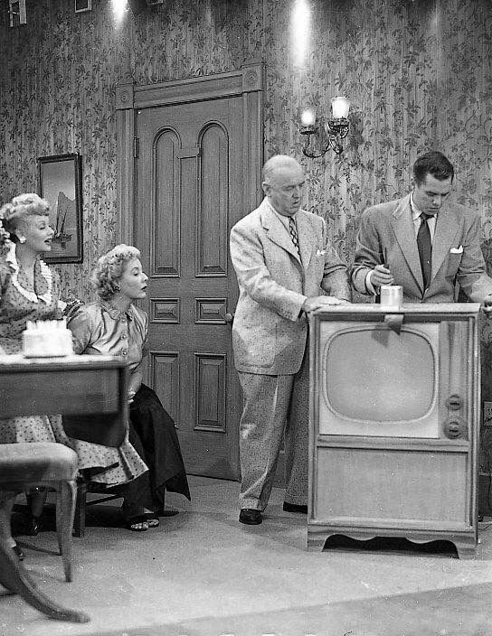 "I Love Lucy ""The Television Set"""