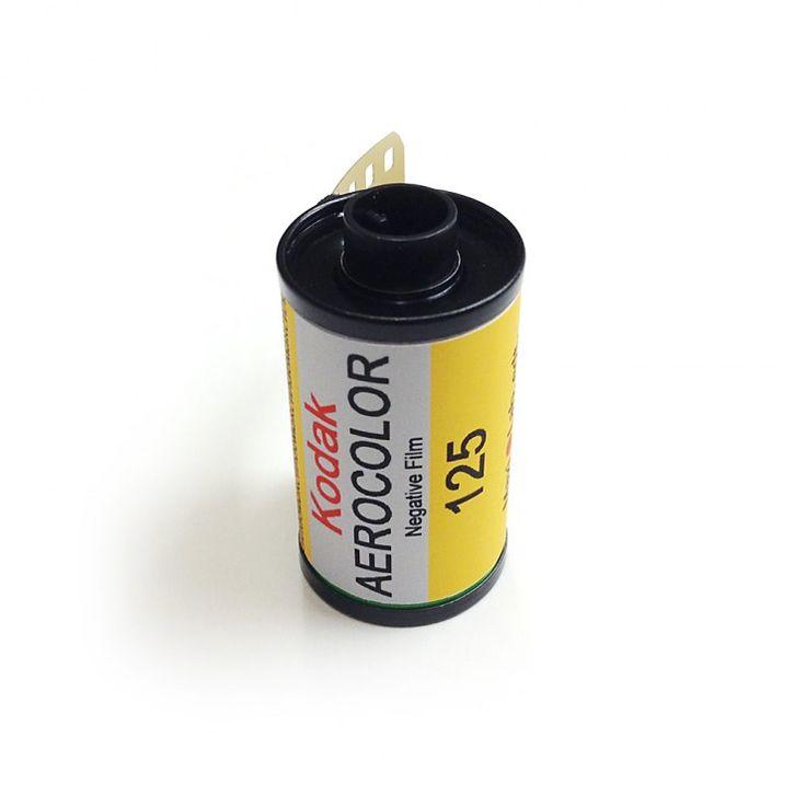 Kodak Aerocolor 125 тип 135 - МАКСИЛАБ - Печать Фотографий Онлайн