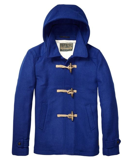 45 best Mens Trend F/W 13 - Toggle Coats images on Pinterest ...