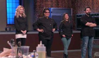 Food Network Gossip: Food Network Star - Star Salvation Episode 1