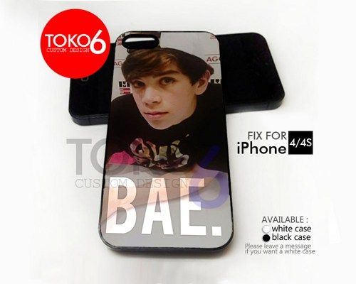 AJ 4013 Hayes grier BAE - iPhone 4/4s Case | toko6 - Accessories on ArtFire