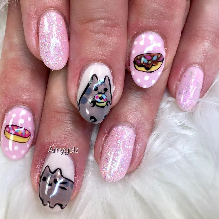 26 Impossible Japanese Nail Art Designs: 26 Best Kawaii Nail Art Images On Pinterest