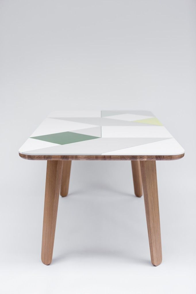 Tangram Table By Dan Yeffet