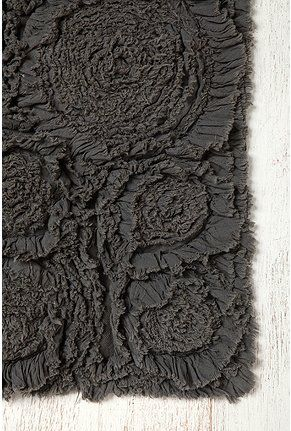 Frayed Roses Bath Mat @Urban Outfitters $34.00
