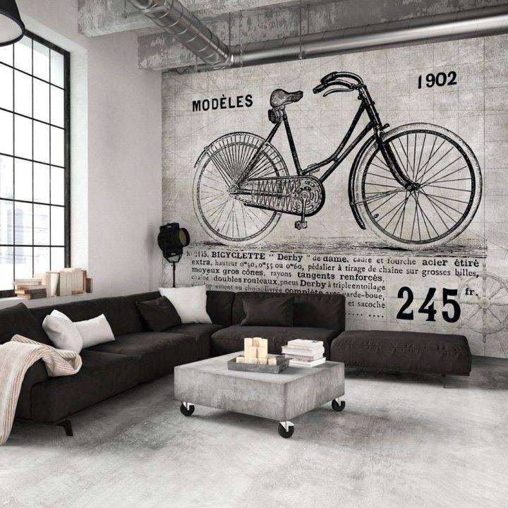 Una bici sempre in vista … roba da ciclisti!