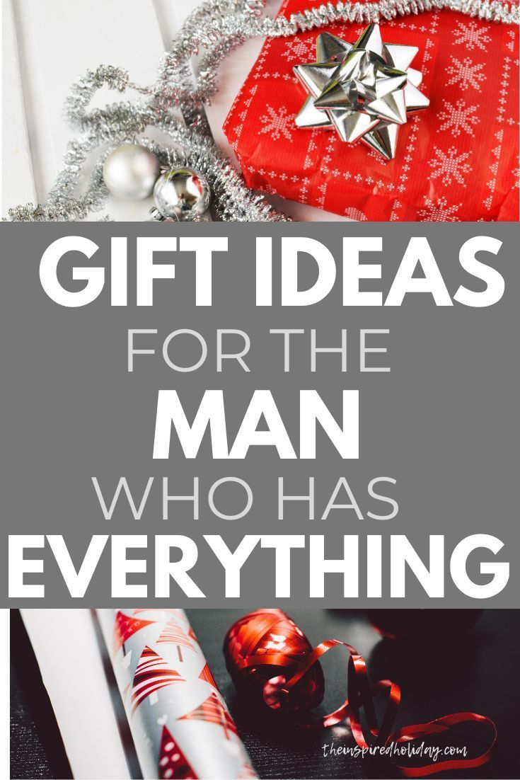 Is It Hard To Shop For The Men In Your Life I M Here To Help Here S A List Of All Gift Ideas For The Man Who Has Everyt In 2020 Mens