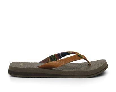49b5fb5eee7e sanuk flip flop- squishy footbed