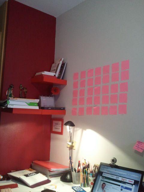 HomePersonalShopper. Blog decoración e ideas fáciles para tu casa. Inspiraciones y asesoría online. : Idea con PINTURA PIZARRA y PINTURA MAGNÉTICA