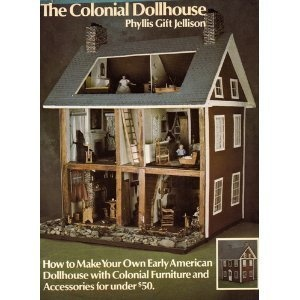 1000 images about american colonial furniture on for How to make your own dollhouse