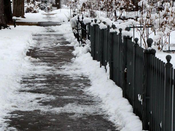 Streupflicht im Winter: Wer wuss was, wann, wie streuen?