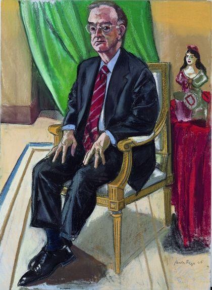 Retrato de Jorge Sampaio, Paula Rego