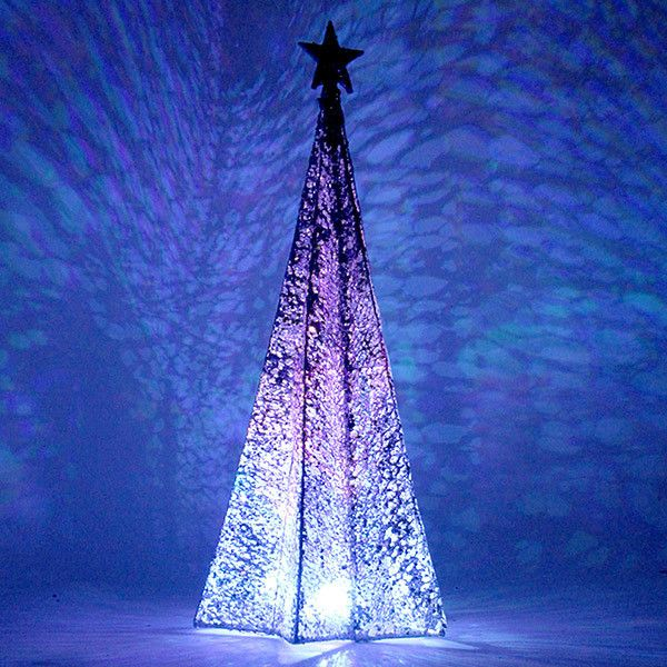 Mauve Artificial Christmas Tree Rs. 499 This artificial Christmas tree with automatic color changing LED light will make for a lovely addition to your living space.Height : 39 cm X Length : 16 cm. Shop Now : http://hallmarkcards.co.in/collections/christmas-gifts/products/christmas-wishes-for-kids-online