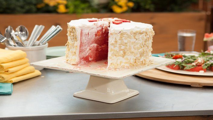 You'll find the ultimate Watermelon Cake recipe and even more incredible feasts waiting to be devoured right here on Food Network UK.