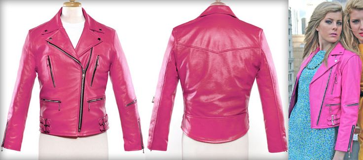 Pink Jackets For Sale KoBaxk