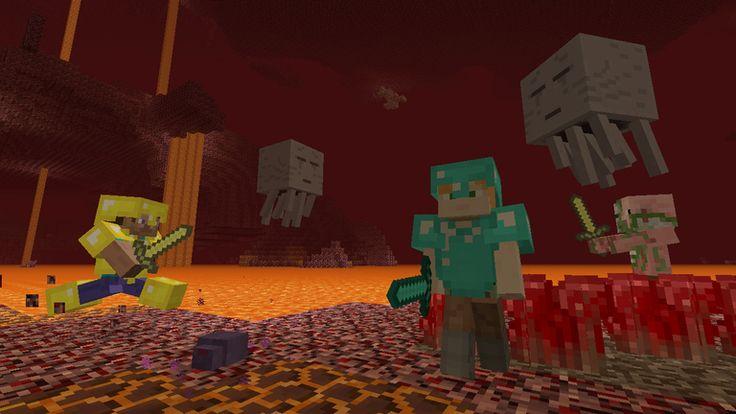 Minecraft na Nintendo Switch zadebiutuje już w maju. Pierwsza wzmianka na temat nowej platformy dla Minecraft pojawiła się już w styczniu 2017, przy okazji zamknięcia wsparcia Minecraft dla Windows Phone.