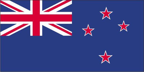 Country Flags: Tokelau Flag
