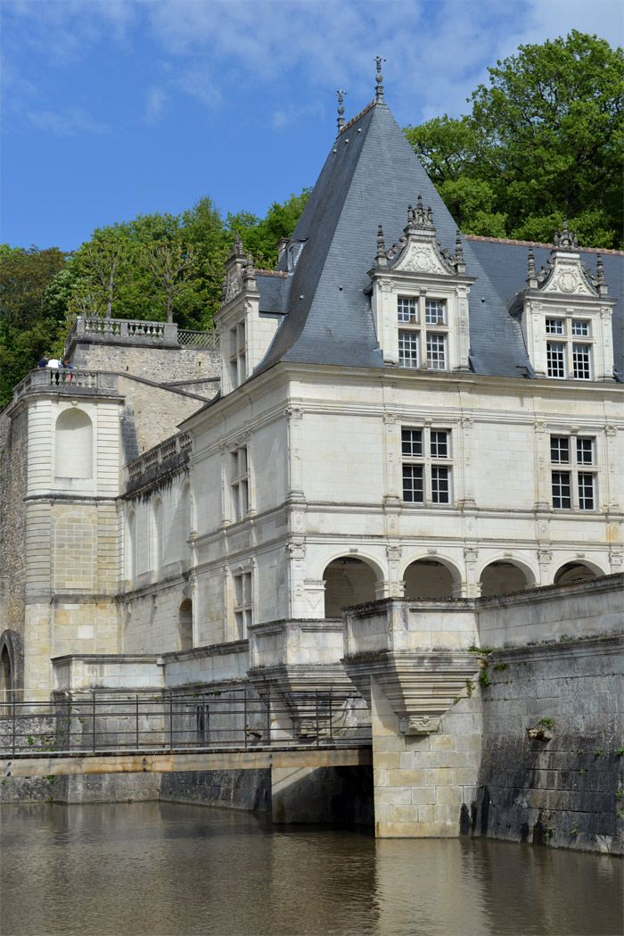 Château de Villandry en Indre-et-Loire, France #magnifiquefrance #chateaux