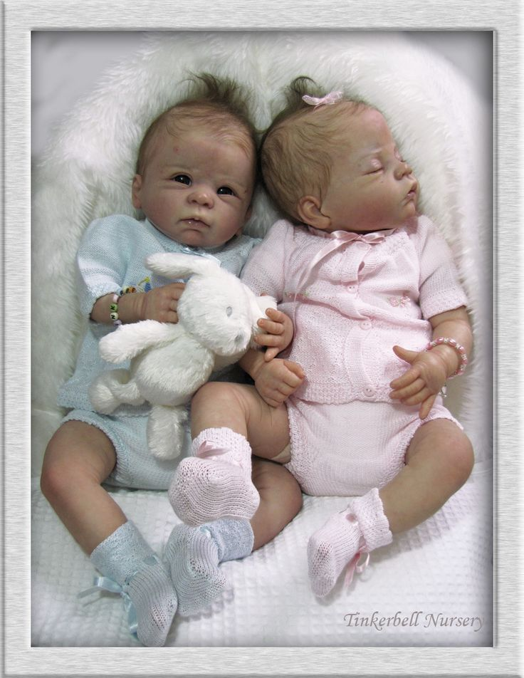 Tinkerbell Nursery Reborn Baby Doll Helen Jalland Prototype Linda