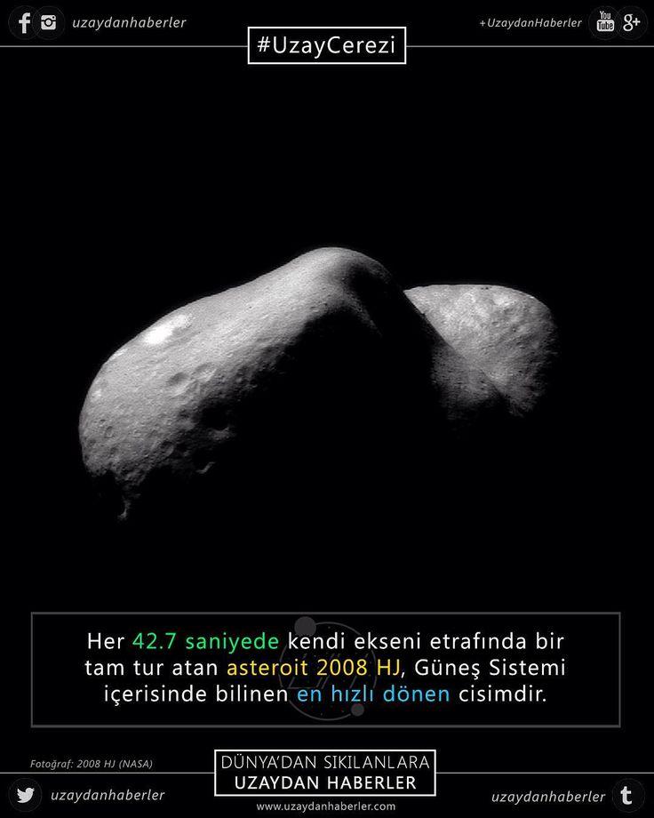 #uzaycerezi #asteroid #2008hj #solarsystem #space #science #asteroit #güneşsistemi #uzay #bilim #uzaydanhaberler